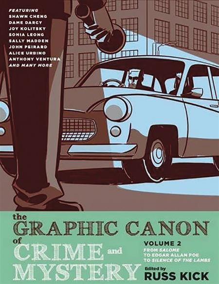 GRAPHIC CANON OF CRIME & MYSTERY TP VOL 02 (C: 1-1-0)