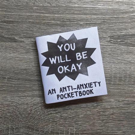 YOU WILL BE OKAY ANTI-ANXIETY ONE SHOT