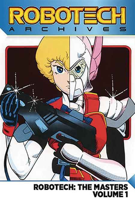ROBOTECH ARCHIVE TP THE MASTERS