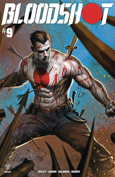 BLOODSHOT (2019) #9 CVR A KIRKHAM