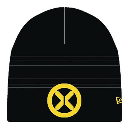 X-MEN SYMBOL PX BLK KNIT BEANIE (C: 1-1-2)