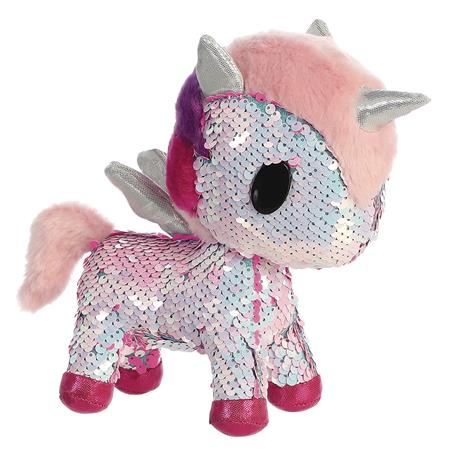 TOKIDOKI UNICORNO SEQUIN LOLOPESSA 7.5IN PLUSH (C: 1-1-2)