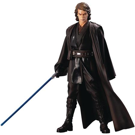 STAR WARS REVENGE OF THE SITH ANAKIN SKYWALKER ARTFX+ (Net)
