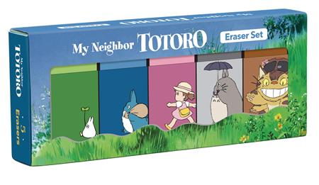 STUDIO GHIBLI MY NEIGHBOR TOTORO BOXED ERASERS SET (C: 1-1-2