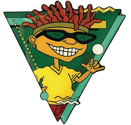 ROCKET POWER 90S OTTO ENAMEL PIN (C: 1-1-2)