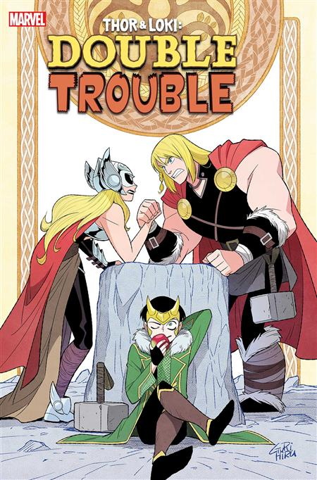 Thor And Loki Double Trouble #3 (of 4) - Discount Comic ...