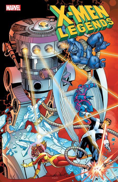 X-MEN LEGENDS #4