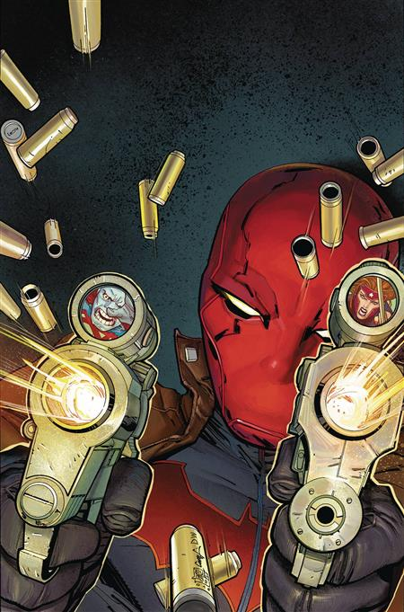 RED HOOD AND THE OUTLAWS REBIRTH #1 *REBIRTH OVERSTOCK*