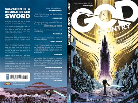 GOD COUNTRY TP (MR) DCBS EXCLUSIVE