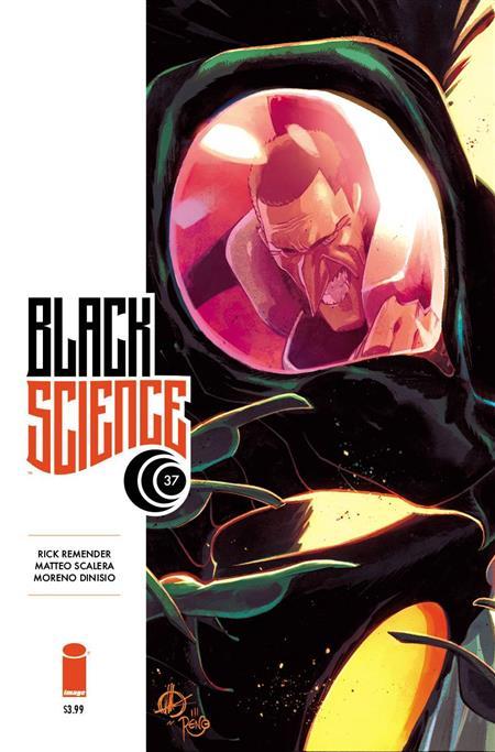 BLACK SCIENCE #37 CVR A SCALERA & DINISIO (MR)