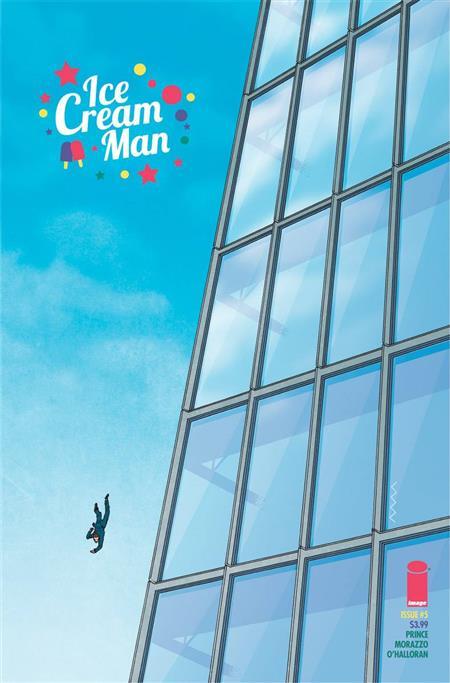 ICE CREAM MAN #5 CVR A MORAZZO & OHALLORAN (MR)