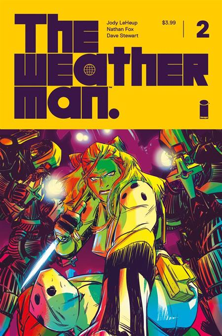 WEATHERMAN #2 CVR A FOX (MR)