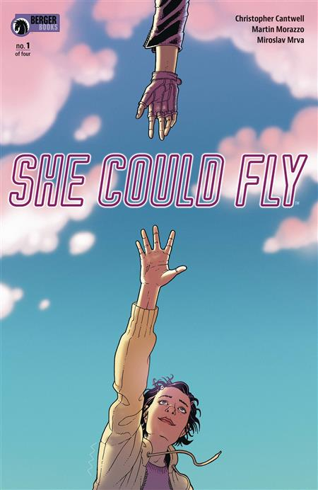 SHE COULD FLY #1 (MR)