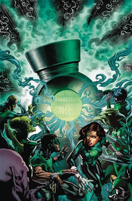 GREEN LANTERNS #50 (NOTE PRICE)