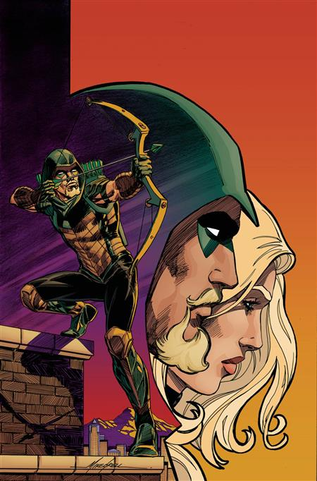 GREEN ARROW TP VOL 06 TRIAL OF TWO CITIES REBIRTH