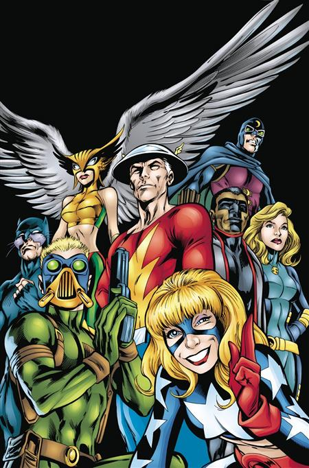 JSA BY GEOFF JOHNS TP BOOK 02