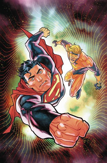 SUPERMAN ACTION COMICS TP VOL 05 BOOSTER SHOT REBIRTH