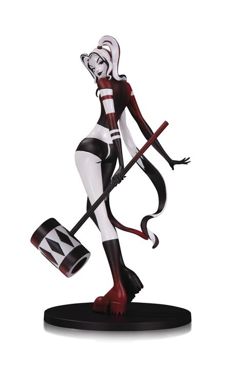 DC ARTISTS ALLEY HARLEY SHO MURASE PVC FIG