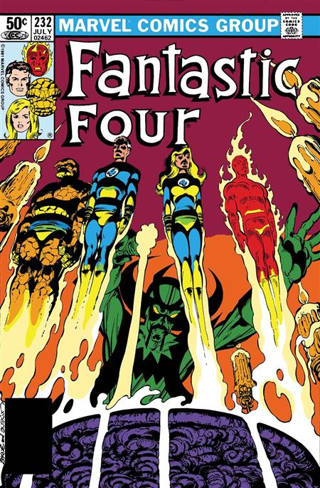TRUE BELIEVERS FANTASTIC FOUR BY JOHN BYRNE #1