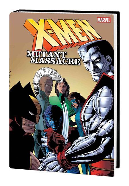 X-MEN MUTANT MASSACRE OMNIBUS HC