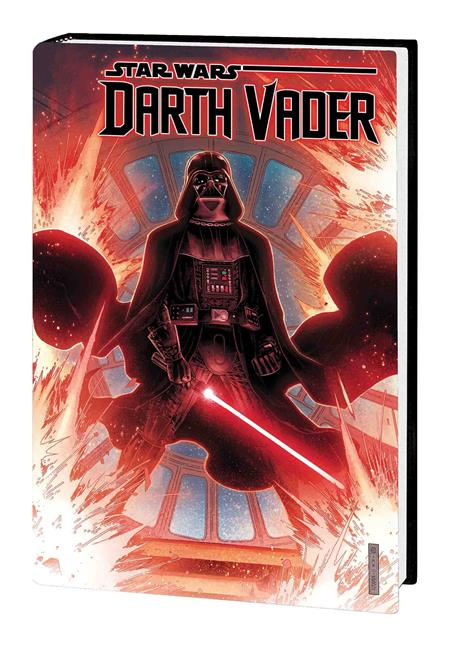 STAR WARS DARTH VADER DARK LORD SITH HC VOL 01