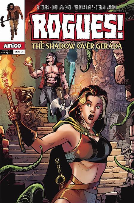 ROGUES SHADOW OVER GERADA #1
