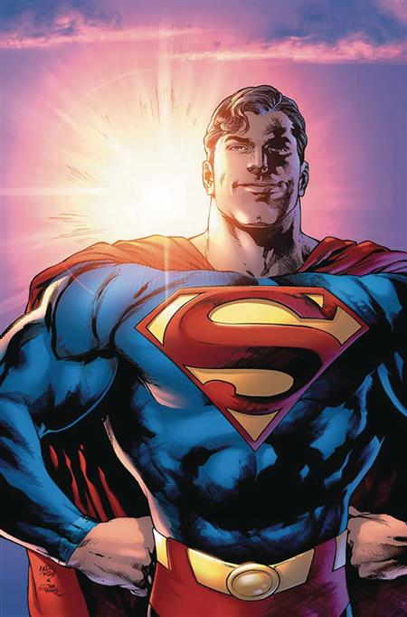 DF SUPERMAN #1 SGN BENDIS (C: 0-1-2)