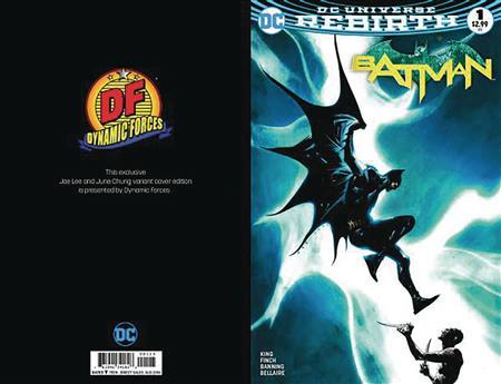 DF BATMAN #1 JAE LEE (C: 0-1-2)