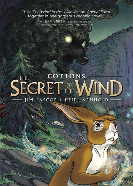 COTTONS SECRET OF WIND GN VOL 01 (OF 3) (C: 1-1-0)