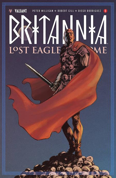 BRITANNIA LOST EAGLES OF ROME #1 (OF 4) CVR B THIES (Net)