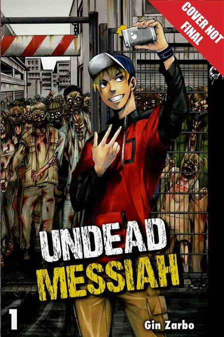 UNDEAD MESSIAH MANGA GN VOL 01 (C: 0-1-2)