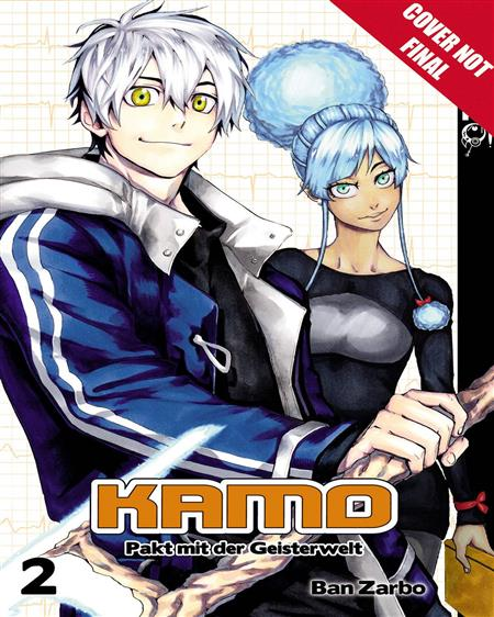 KAMO MANGA GN VOL 02 PACT WITH SPIRIT WORLD (C: 0-1-2)