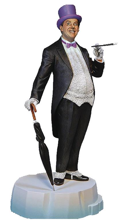 BATMAN 1966 1/6 SCALE PENGUIN MAQUETTE (C: 1-1-2)