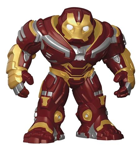 POP AVENGERS INFINITY WAR HULKBUSTER 6IN VIN FIG (C: 1-1-2)