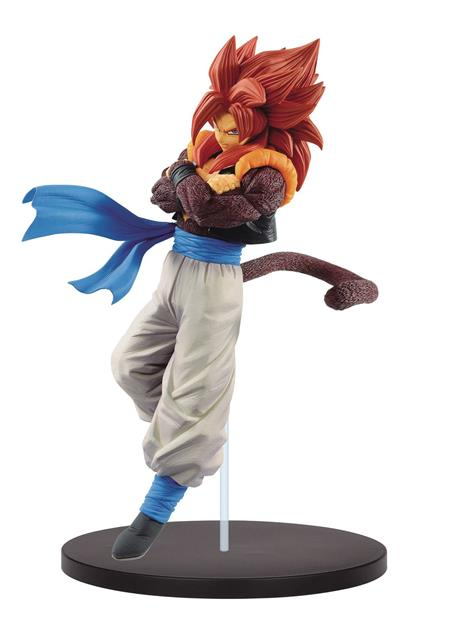 DRAGONBALL SUPER SON GOKU FES V7 SS4 GOGETA FIG (C: 1-1-2)