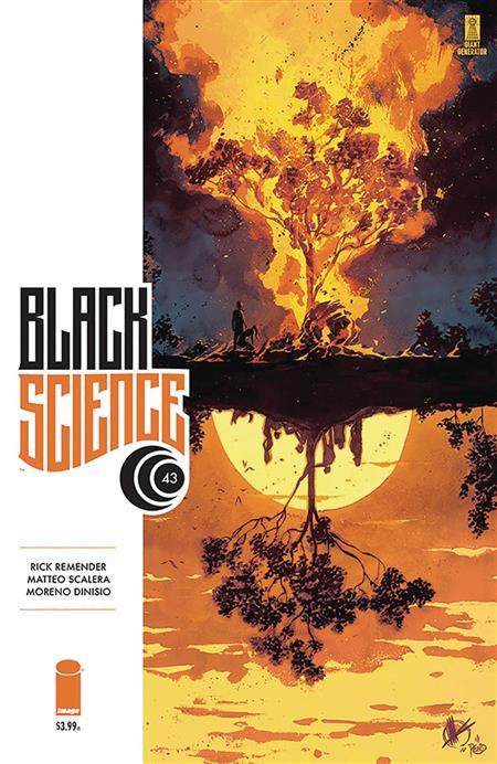 BLACK SCIENCE #43 CVR A SCALERA (MR)