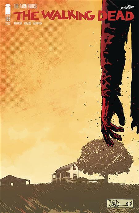 WALKING DEAD #193 1 PER CUSTOMER