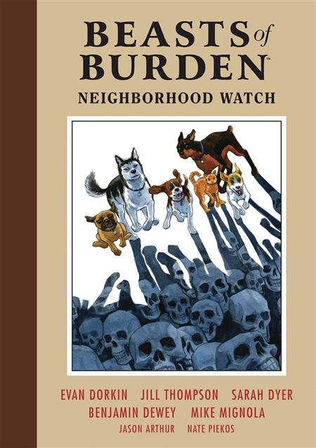 BEASTS OF BURDEN HC VOL 02 NEIGHBORHOOD WATCH (C: 0-1-2)