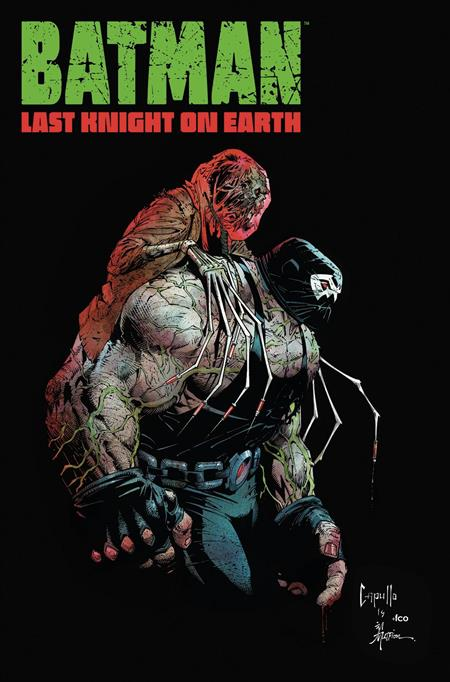 BATMAN LAST KNIGHT ON EARTH #2 (OF 3)
