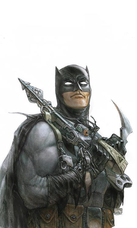 BATMAN #74 VAR ED