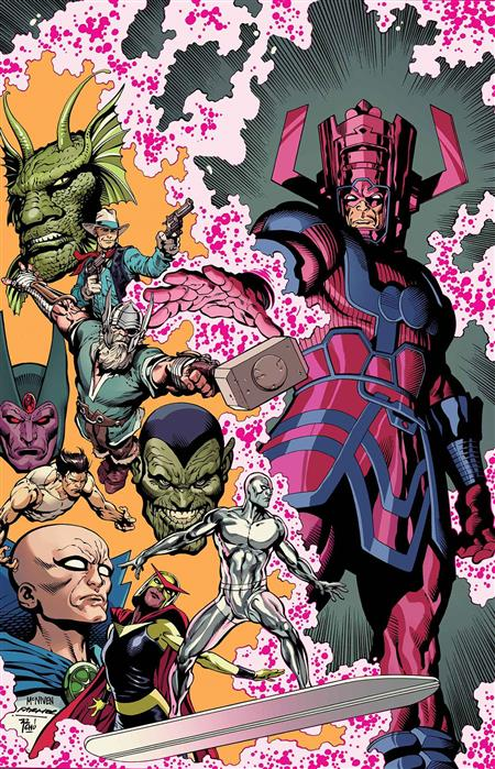 HISTORY OF MARVEL UNIVERSE #1 (OF 6)