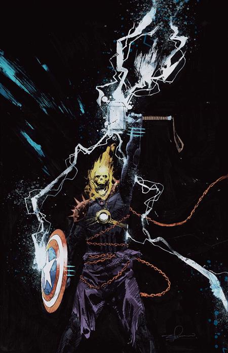 COSMIC GHOST RIDER DESTROYS MARVEL HISTORY #5 (OF 6)