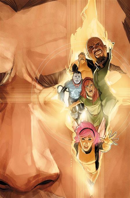 AGE OF X-MAN OMEGA #1 #1