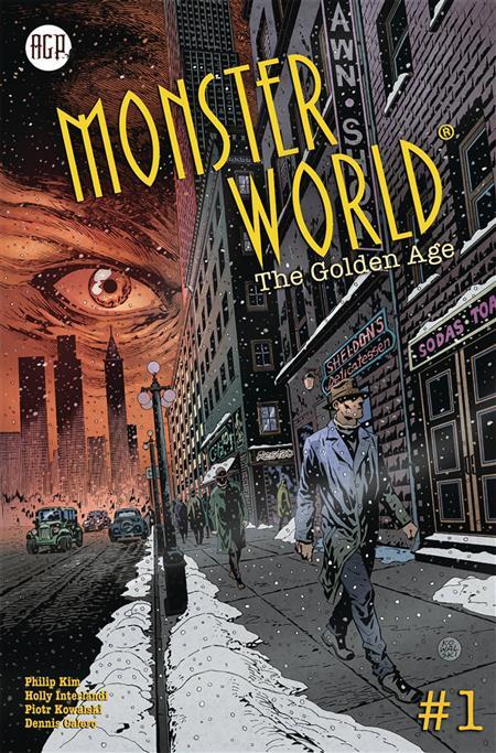 Monster World Golden Age #1 (of 6) Cvr A Kowalski - Discount