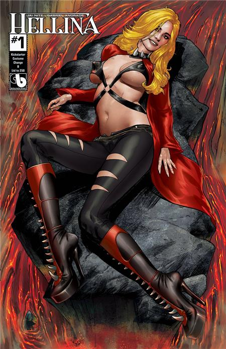 HELLINA #1 (OF 3) KS COSTUME CHANGE B (MR) (C: 0-1-2)
