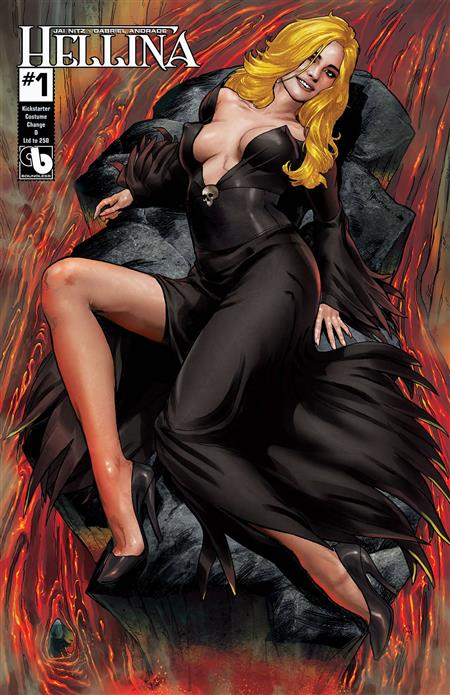 HELLINA #1 (OF 3) KS COSTUME CHANGE D (MR) (C: 0-1-2)