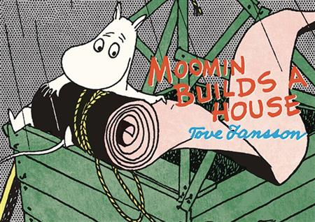 MOOMIN BUILDS A HOUSE GN