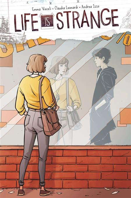 LIFE IS STRANGE #7 CVR A LEONARDI (MR)