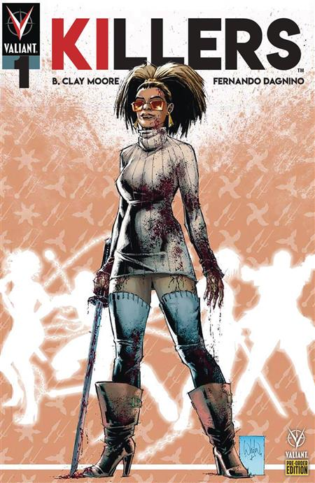 KILLERS #1 (OF 4) CVR F #1-4 PREORDER BUNDLE ED