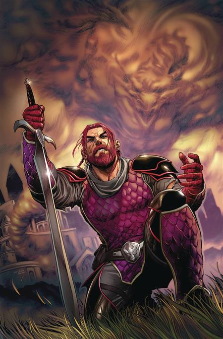 DRAGONSBLOOD #3 (OF 4) CVR A COCCOLO